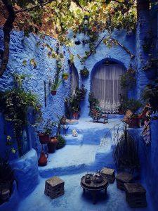Chefchaouen the magical blue city