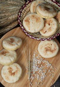 Moroccan pita bread