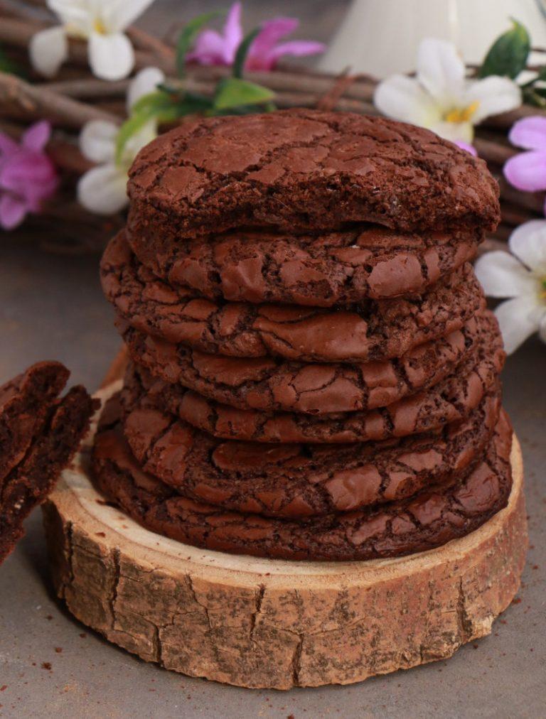 easy Chocolate cookies recipe